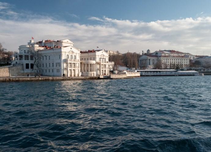 Мир туризма Артиллерийская бухта в городе Севастополь 4