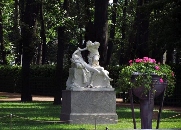 Парковые достопримечательности Европы 2