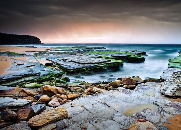 Пляж в Австралии 2