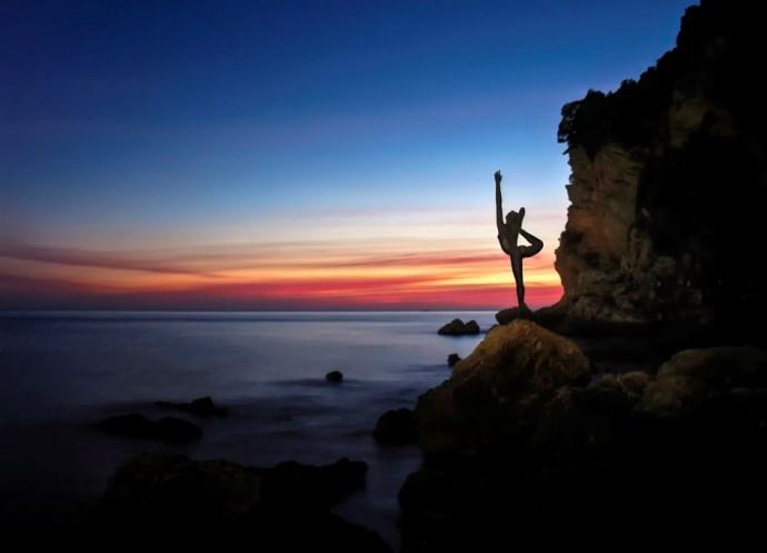 Путешествие по Европе Танцовщица из Будвы 5