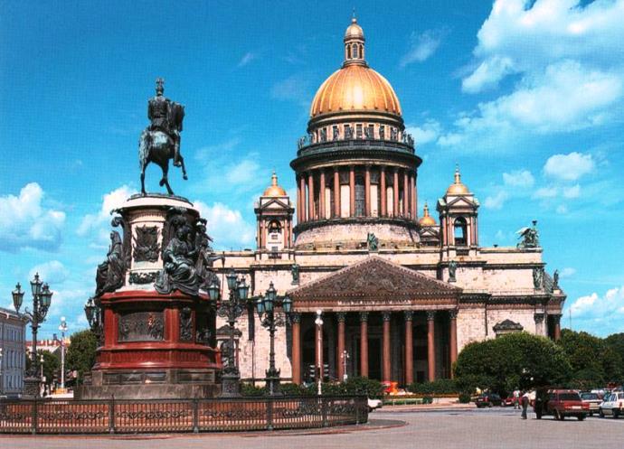 Туры в Санкт-Петербург летом 3