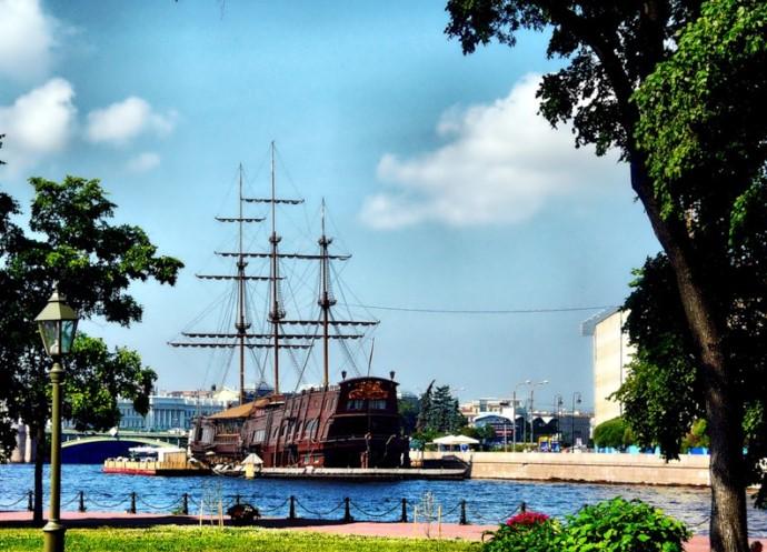 Туры в Санкт-Петербург летом 4