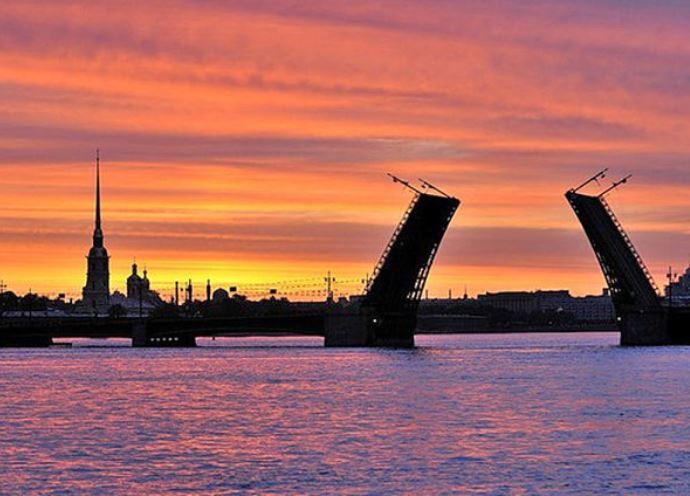 Туры в Санкт-Петербург летом 5