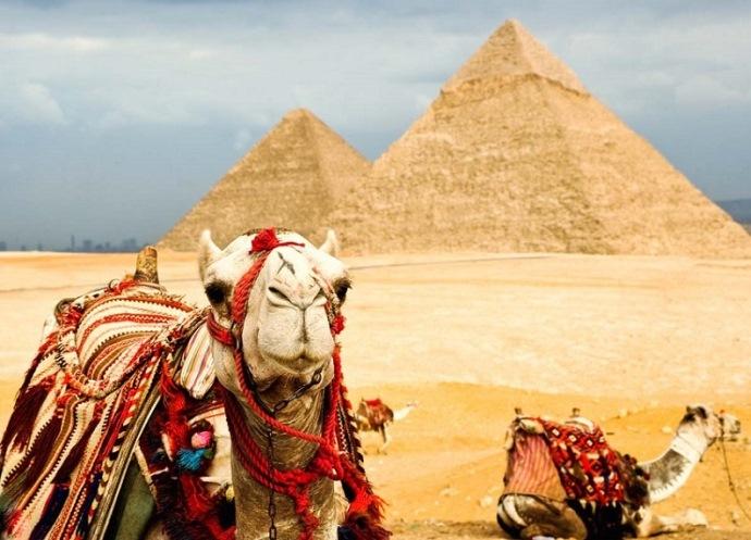 Отдых в Египте 3