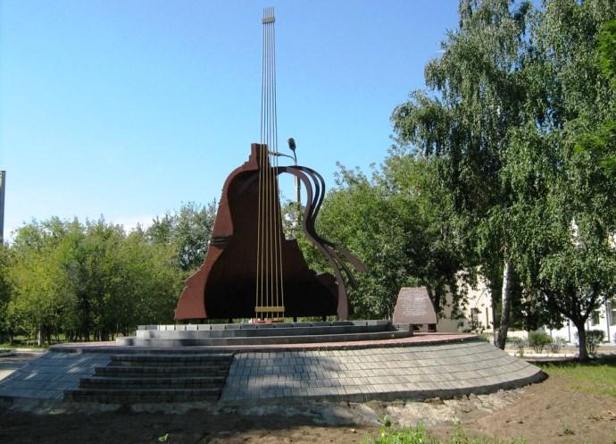 Памятники Европы посвященные музыкантам 2