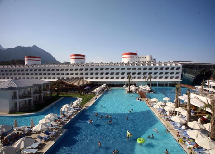 Популярные отели 2