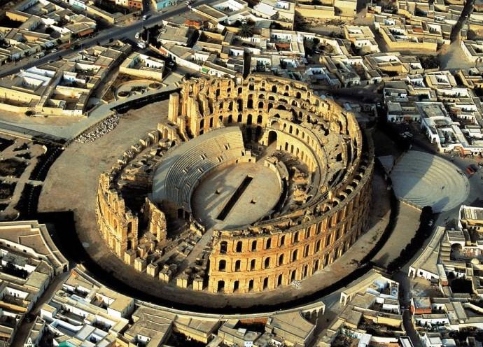 Римский амфитеатр 2