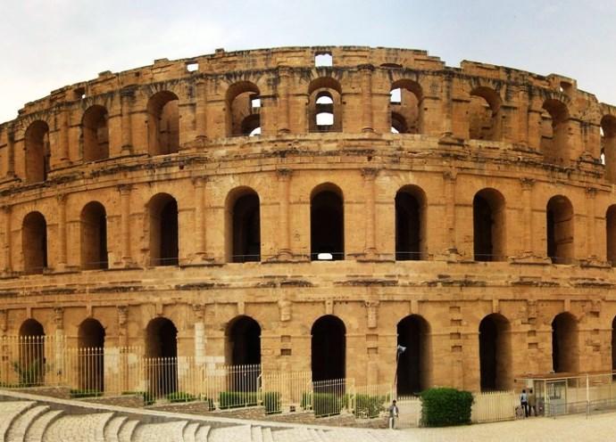 Римский амфитеатр 3