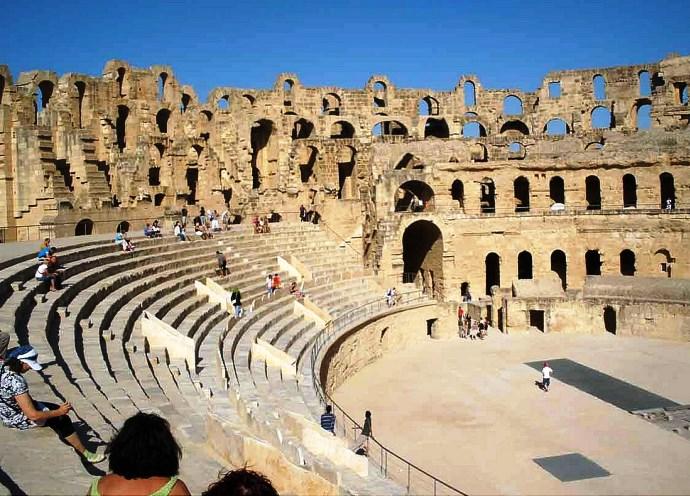 Римский амфитеатр 4