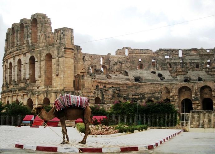Римский амфитеатр 5
