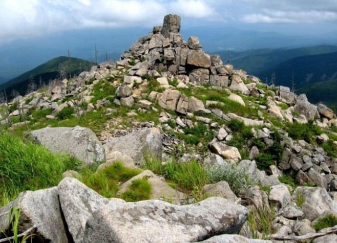 Лучший отдых в мире гора Пидан Ливадийского хребта 3