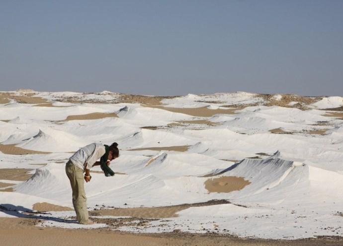 Белая пустыня 3