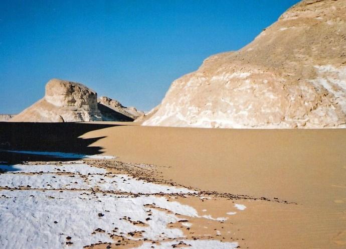 Белая пустыня 4