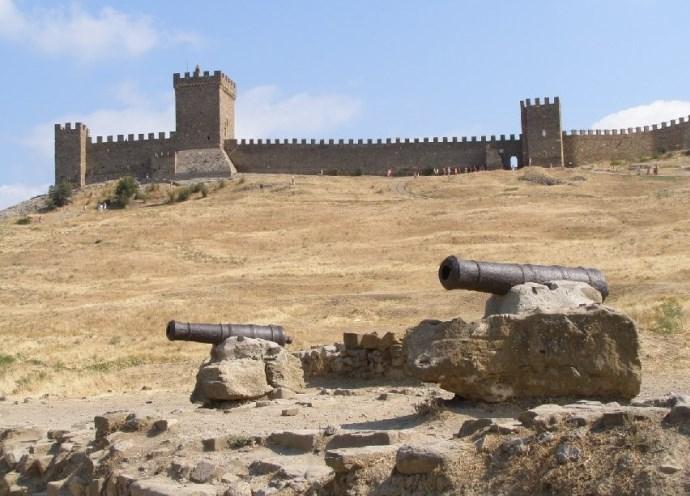 Путешествие к Генуэзской крепости