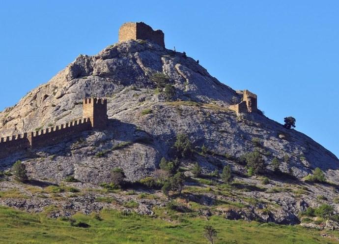 Путешествие к Генуэзской крепости 3