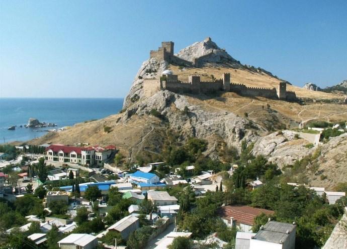 Путешествие к Генуэзской крепости 4