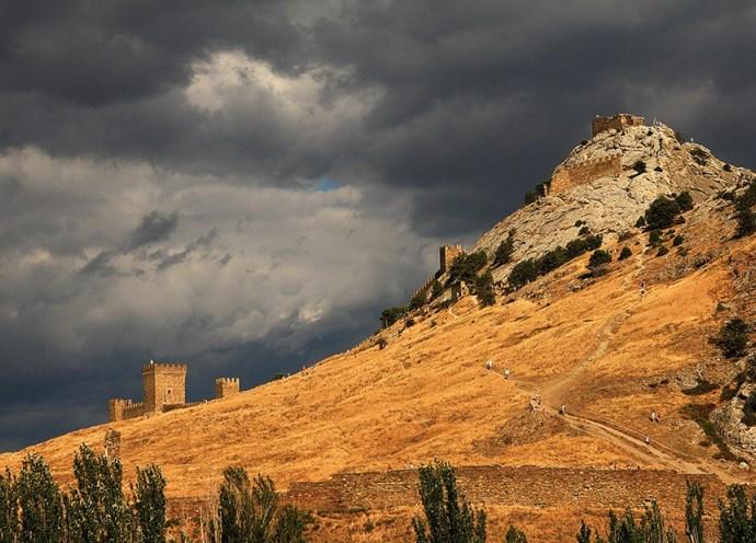 Путешествие к Генуэзской крепости 5