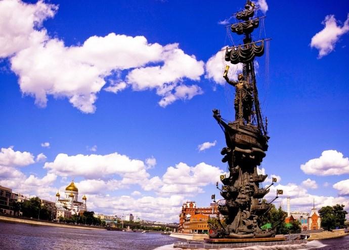 Самые грандиозные памятники Европы