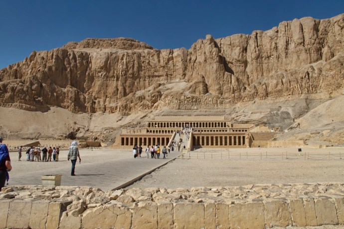 Храм царицы Хатшепсуп 2