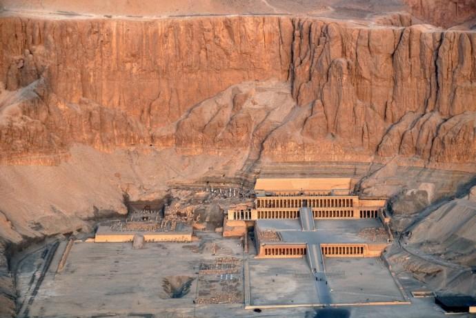 Храм царицы Хатшепсуп 4