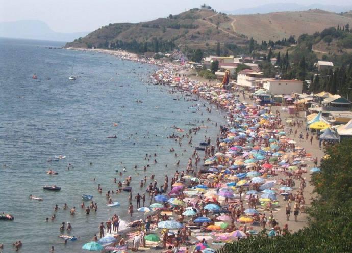 Курорты Европы или достоинства отдыха в Крыму