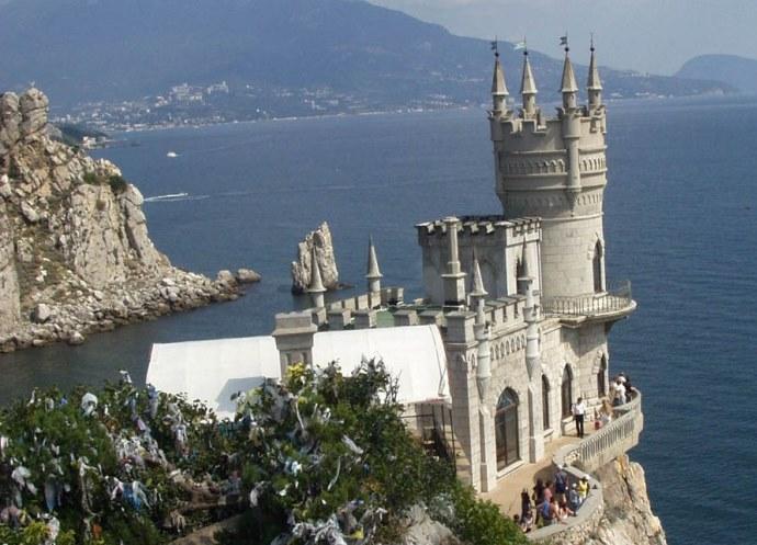 Курорты Европы или достоинства отдыха в Крыму 3