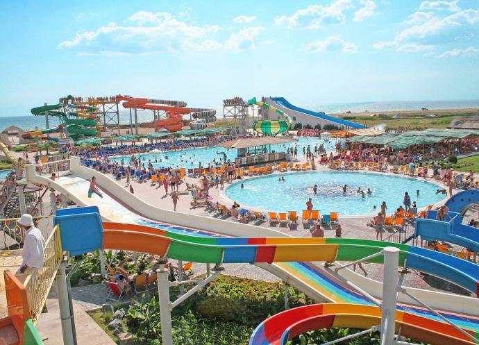 Курорты Европы или достоинства отдыха в Крыму 4