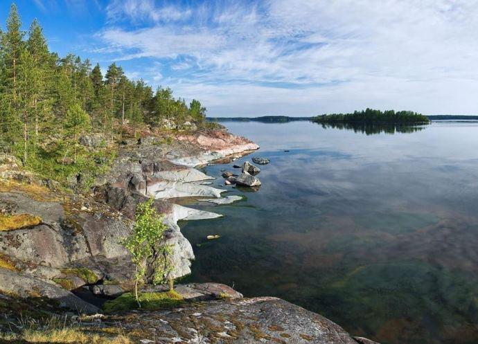 Ладожское озеро 2
