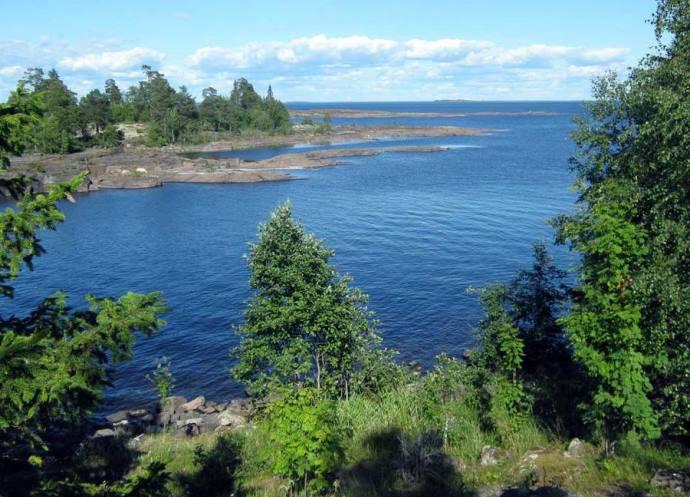 Ладожское озеро 4