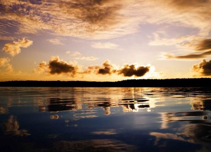 Ладожское озеро 5