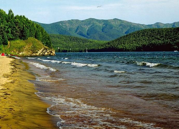Чивыркуйский залив 2