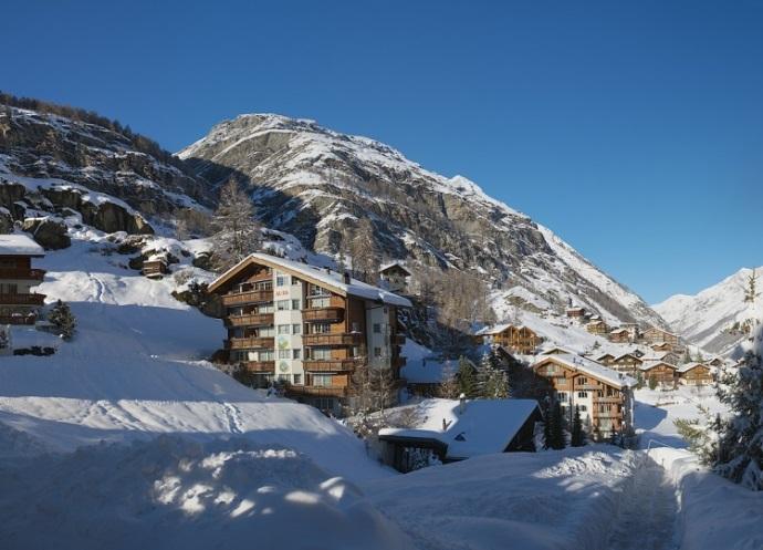 Горнолыжные курорты Швейцарии топ-10 1
