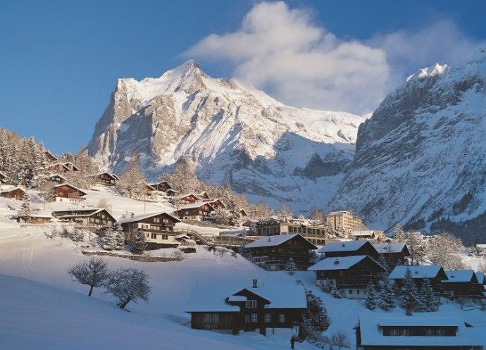 Горнолыжные курорты Швейцарии топ-10 3