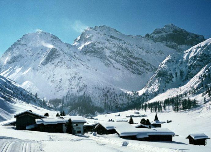 Горнолыжные курорты Швейцарии топ-10 6