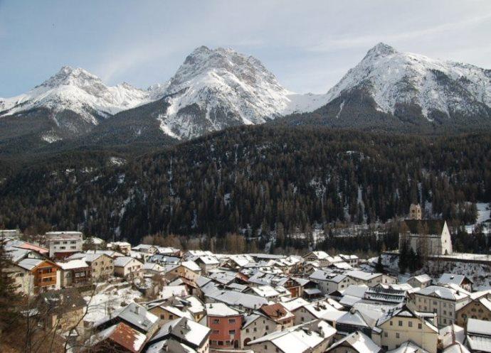 Горнолыжные курорты Швейцарии топ-10 8