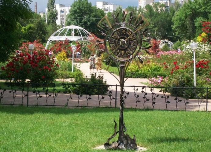 На отдых летом в Крым, достопримечательности Салгирка