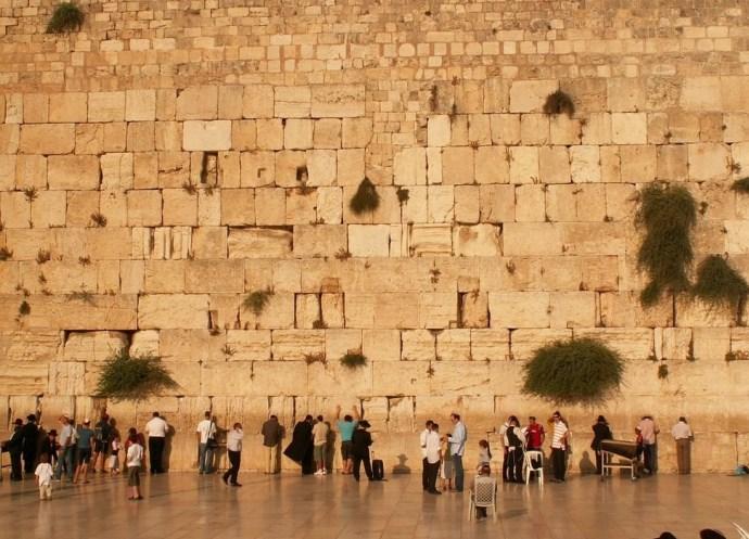 Стена Плача 3