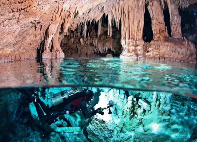 Экстремальный туризм под водой 4