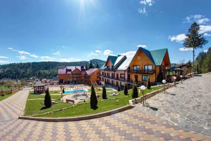 Буковель - снежная страна развлечений и активного отдыха