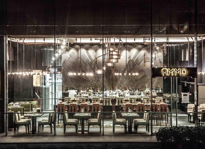 Достопримечательности Азии ресторан АММО 5