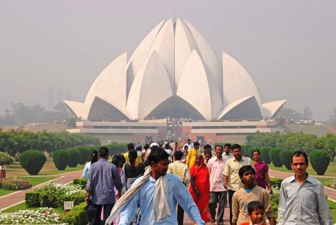 Интересные места Азии Индия 2