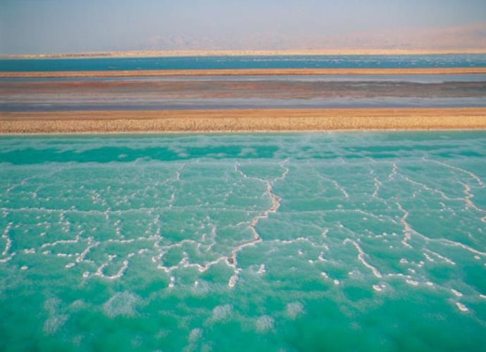 Интересные места Азии Мертвое море и христианские артефакты 2