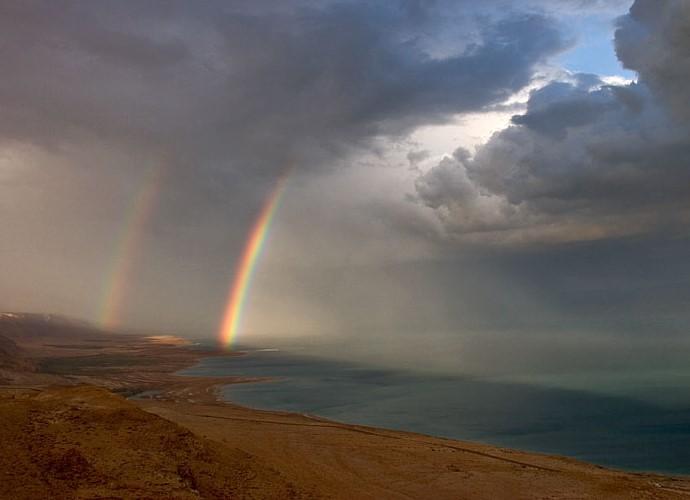Интересные места Азии Мертвое море и христианские артефакты 3