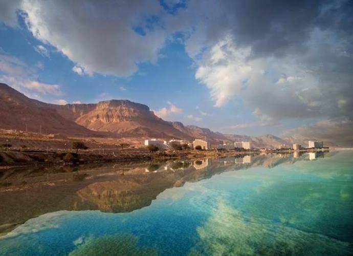 Интересные места Азии Мертвое море и христианские артефакты 4