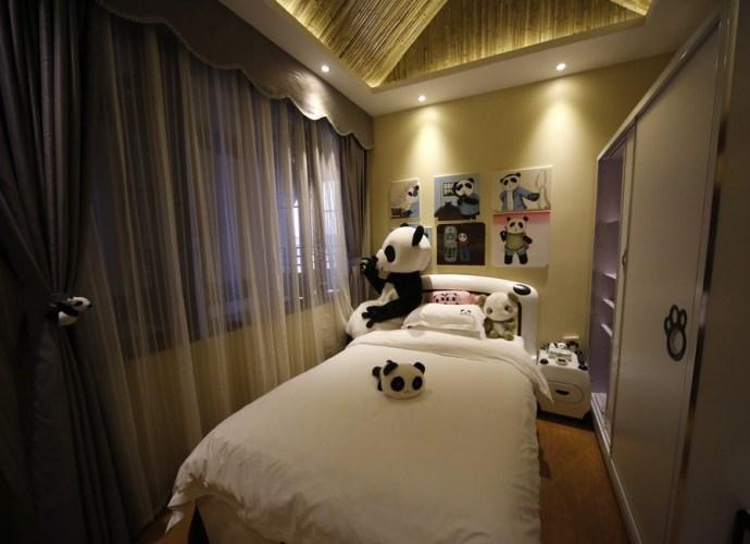 Интересные места Азии Panda Hotel  гостиница ставшая брендом 4