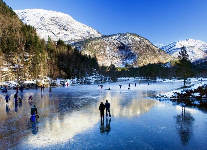 Интересные факты из зимнего путешествия по Финляндии 3