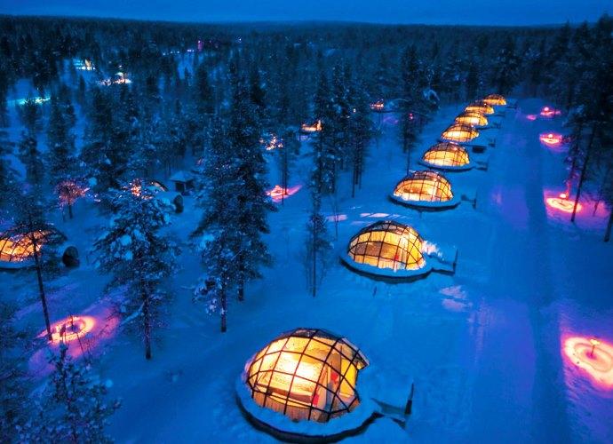 Интересные факты из зимнего путешествия по Финляндии 5