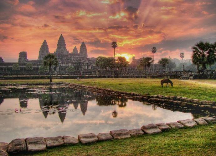 Отдых в Азии противоречивая и многоликая Камбоджа 4