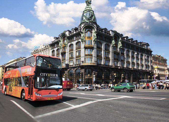 Путешествия по Санкт-Петербургу 2