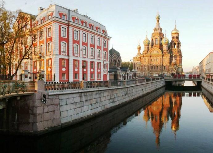 Путешествия по Санкт-Петербургу 4